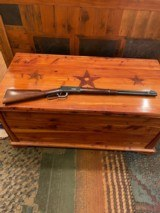 """WINCHESTER MODEL 94 """"PRE-64"""" .30-30 LEVER ACTION RIFLE, """"FLAT BAND"""""""