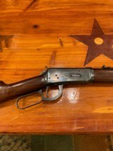 """Winchester Model 94, """"Pre-64"""" Lever Action .30-30 """"Flat Band"""", Made in 1948 - 8 of 15"""