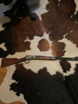 """WINCHESTER MODEL 94 """"PRE-64"""" LEVER ACTION .30-30 'FLAT BAND' CARBINE, 20 INCH BARREL"""