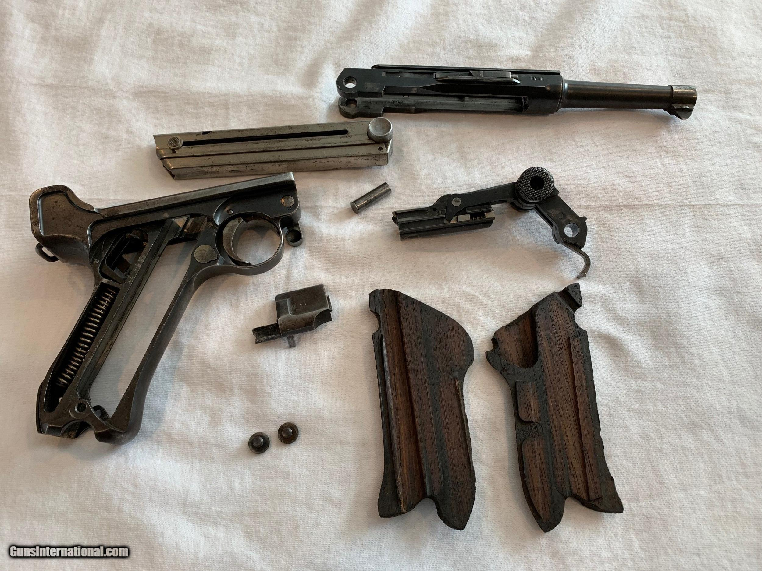 Ammo and Gun Collector Luger Kruger and Ruger A Tale of 3 Pistols