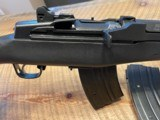 Un-fired Ruger Mini 30 Tactical with 300 7.62x39 Rounds - 2 of 5