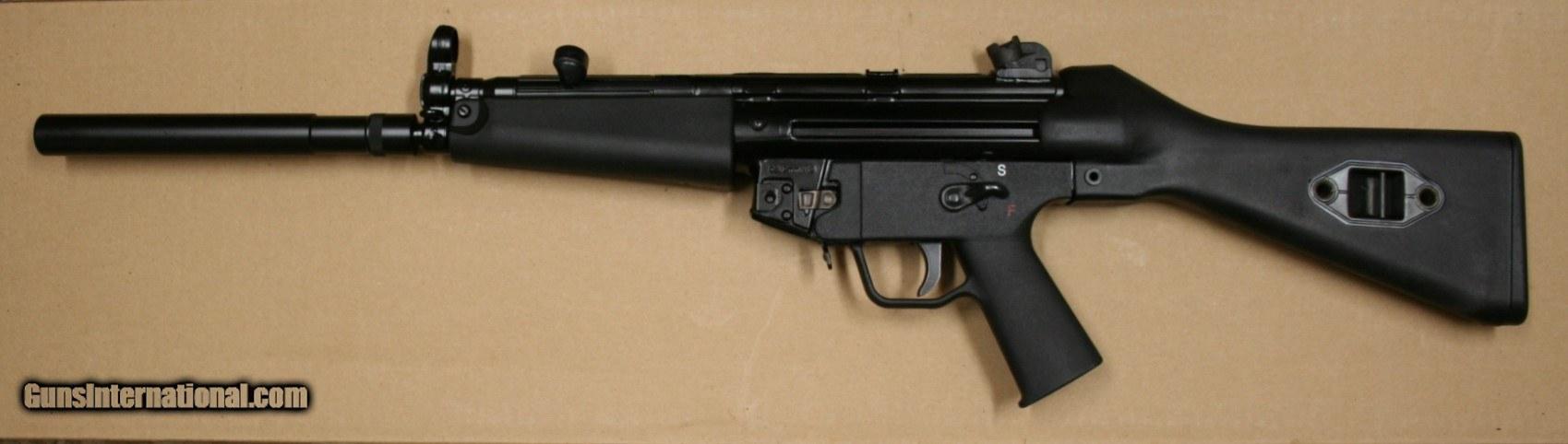 Coharie Arms CA94FS Semi-Auto 9mm 16 5