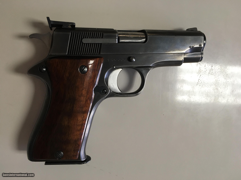Star Commander 9mm Pistol Great Condition