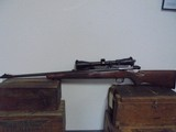 Winchester Model 70 .270 Cal Bolt Action Rifle