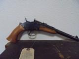 Uberti Single Shot .22 Pistol