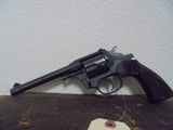 JC Higgins .22 Caliber Double Action Revolver