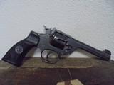 Enfield 1933 No2 Mk1 38 Caliber Revolver