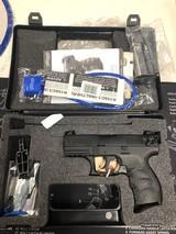 Walther P22QD Semi Auto Excellent Training Pistol