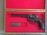 SMITH & WESSON HAND EJECTOR .38 MILITARY REVOLVER