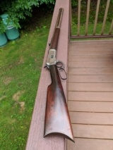 Winchester 1892, 38 W.C.F, first year production