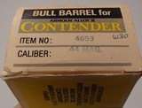 Thompson Center CONTENDER barrel ARMOR ALLOY 10 inch 44 Magnum - 4 of 5
