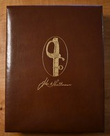 "Signed Deluxe edition ""CIVIL WAR ARMY SWORDS"" JOHN H. THILLMANN Leatherbound LimitedNumbered"