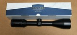 KAHLES Scope KX 3.5-10x50 made in Austria