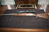 Cooper Model 21 Varminter in 223 Rem - Optional Scope and rings NOT INCLUDED