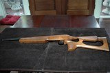 Anschutz 1416 HB Thumbhole Stock Threaded Barrel and 2 Stage Trigger Boxed