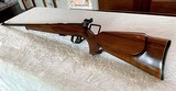 Anschutz 164 with Lyman Sights - Collector Quality