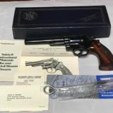 Smith & Wesson Model 19 Combat Magnum