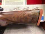 Winchester Model 70 Custom Shop Super Grade NIB - 14 of 15