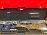 """Beretta 692 Black Sport 12GA 30"""" ADJ Comb NIB"""