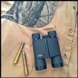 Vintage Weatherby binoculars