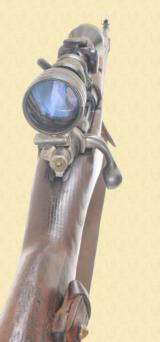 YUGOSLAVIAN M48 MAUSER SNIPERS RIFLE - 6 of 9