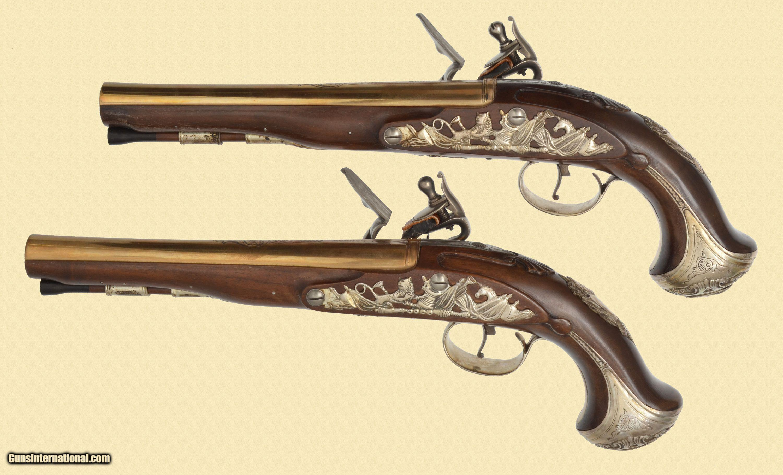 Image result for flintlock pistol