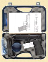 BERETTA M9 COMMERCIAL