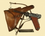 SWISS 1929 BERN RED GRIP