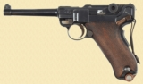 DWM 1906 SWISS MILITARY