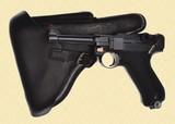 KRIEGHOFF LUGER 1942