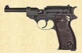 WALTHER P 38 CUTAWAY