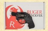 RUGER LCR 22 LR