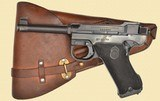 HUSQVARNA M40 WITH HOLSTER - 1 of 7