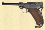 DWM 1900 SWISS LUGER