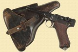 DWM 1918 POLICE REWORK