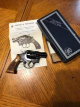 Smith and Wesson Model 12-2