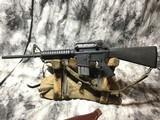 Colt Match Target Competition HBAR II Semi-Automatic Rifle