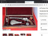 Colt 1851 Navy Cased, W/ Richards Mason Cartridge Conversion - 5 of 7