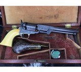Gustave Young Engraved 1851 Colt Navy - 20 of 25