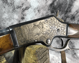 1881 Marlin Thin Frame, 38-55. Master Panel Engraved