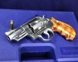 Smith and Wesson 629-1, Three inch Lew Horton Dist. Boxed - 2 of 11