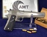 AMT HARDBALLER Long Slide, .45acp, Boxed
