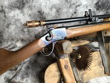 C SHARPS ARMS CO. INC. 1875 Sharps,.45-90With WM Malcolm Scope - 1 of 18