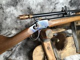 C SHARPS ARMS CO. INC. 1875 Sharps,.45-90With WM Malcolm Scope - 14 of 18