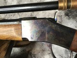 C SHARPS ARMS CO. INC. 1875 Sharps,.45-90With WM Malcolm Scope - 6 of 18