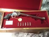 Colt SAA Ned Buntline Commemorative .45 Colt, Cased