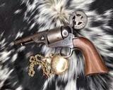 colt 1871 72 open top, .44 henry rimfire