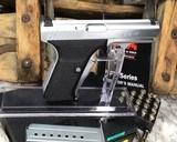 Heckler & Koch/GMBH - P7 PSP - 9x19, Hard Chrome, Boxed