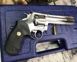 1998 Colt King Cobra ,Enhanced 6 Inch NIN