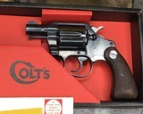 1969 Colt Detective Special, Boxed